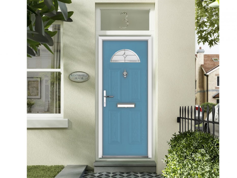 Composite door Leicester